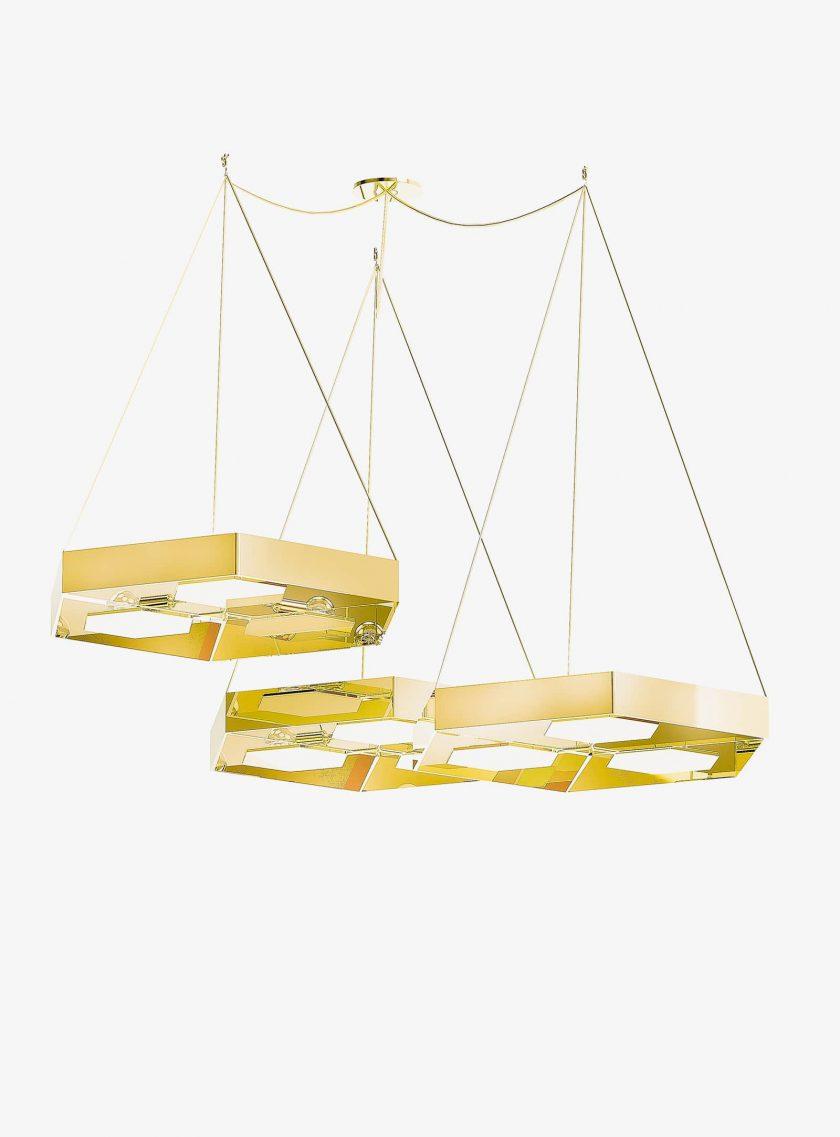 HONEYBEE-CEILING-LAMP