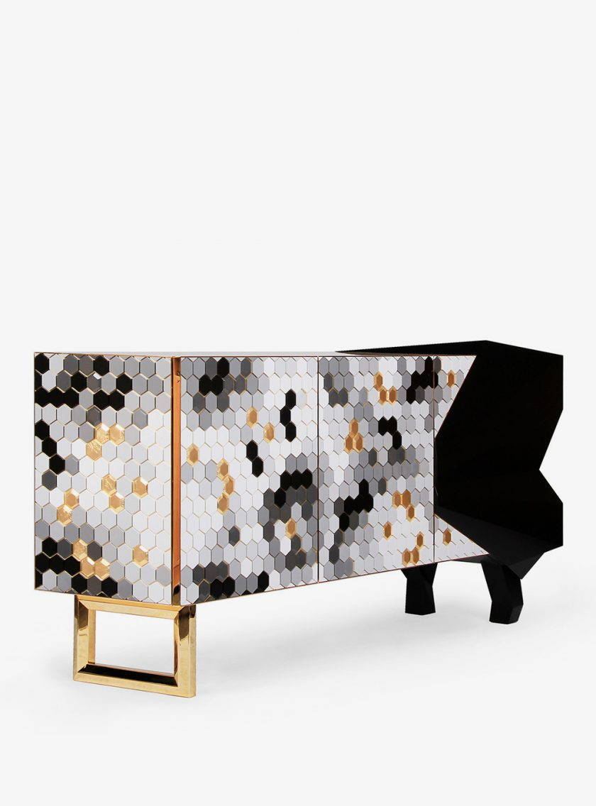 HONEYCOMB-SIDEBOARD-BW-3