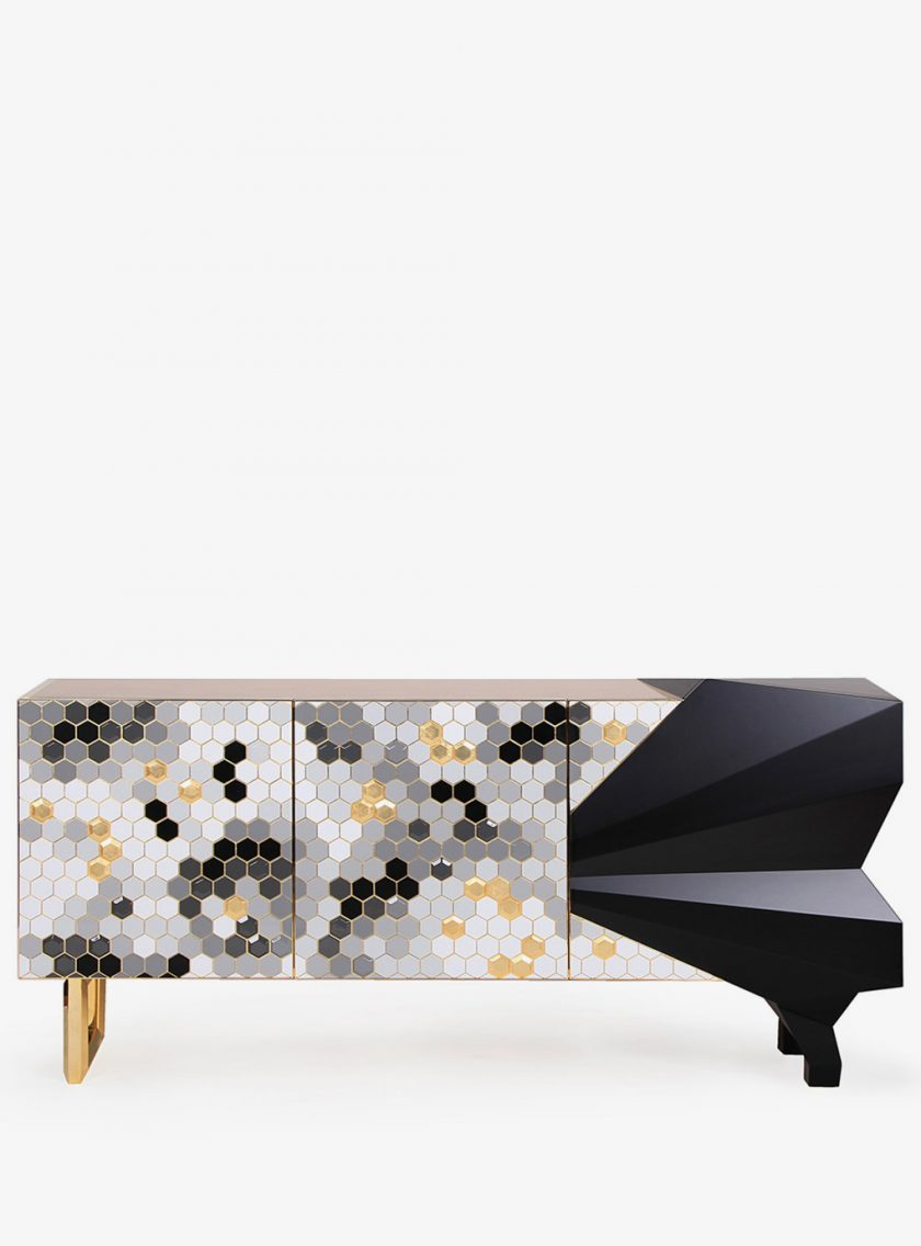 HONEYCOMB-SIDEBOARD-BW